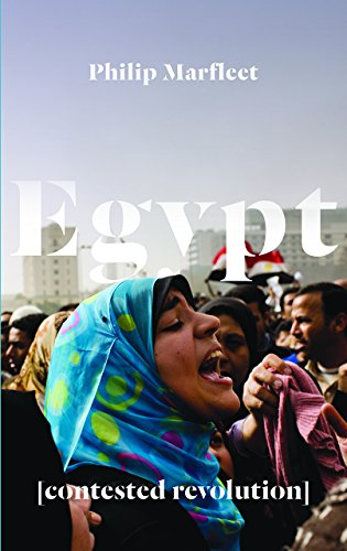 9780745335520: Egypt: Contested Revolution