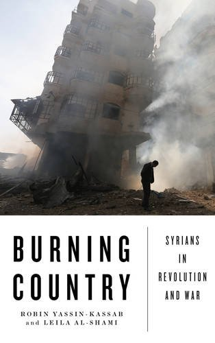 9780745336275: Burning Country: Syrians in Revolution and War
