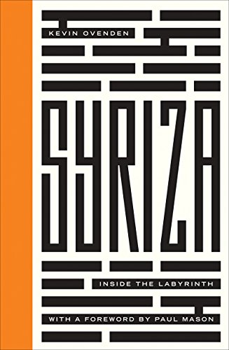 9780745336862: Syriza: Escaping the Labyrinth
