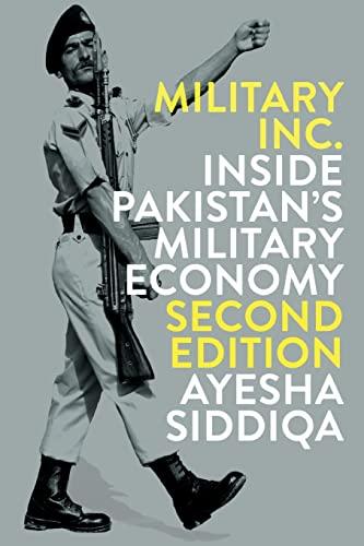 9780745399010: Military Inc.: Inside Pakistan's Military Economy