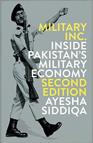 9780745399027: Military Inc.: Inside Pakistan's Military Economy