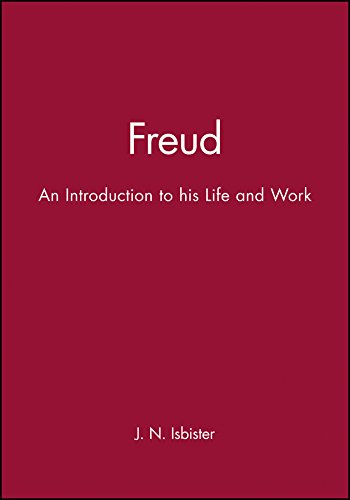 9780745600147: Freud: An Introduction to His Life and Work