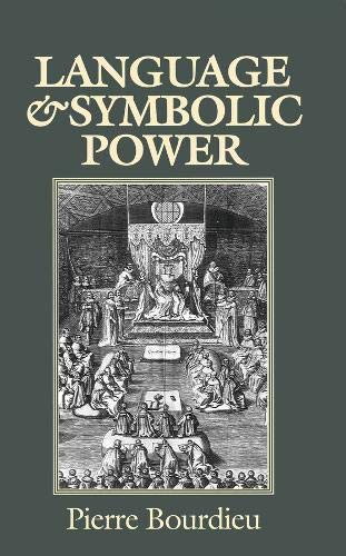 9780745600970: Language & Symbolic Power