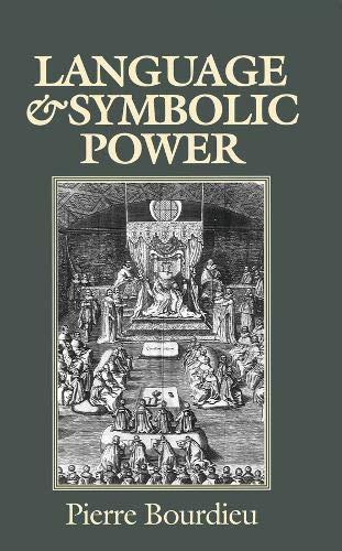 9780745600970: Language & Symbolic Power