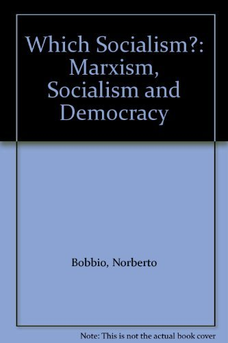 9780745601274: Which Socialism?: Marxism, Socialism and Democracy