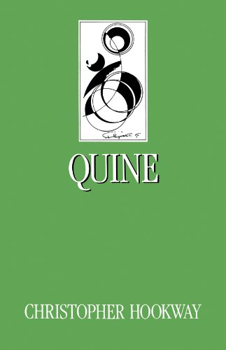 9780745601755: Quine (Key contemporary thinkers)