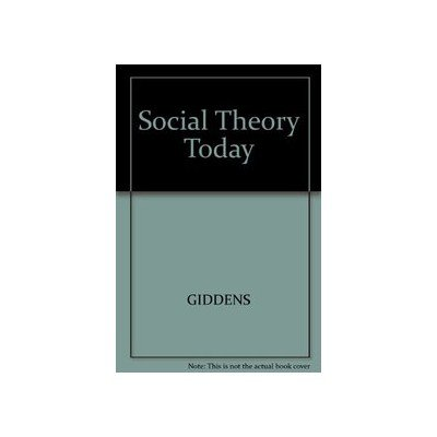 9780745602103: Social Theory Today