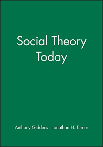 9780745602110: Social Theory Today