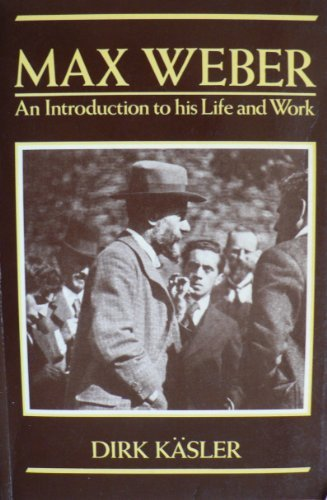 9780745602158: Max Weber: An Introduction to His Life and Work
