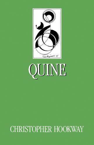 9780745602394: Quine (Key Contemporary Thinkers)