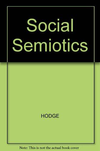 9780745602530: Social Semiotics
