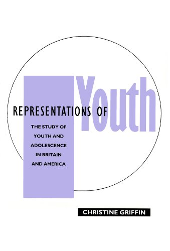 9780745602806: Representations of Youth: The Study of Youth and Adolescence in Britain and America (Feminist Perspectives)