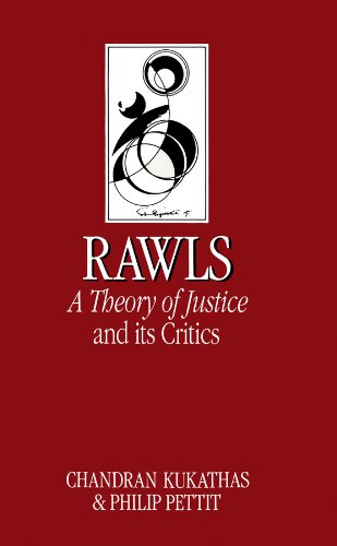 9780745602813: John Rawls' Theory of Justice and Its Critics