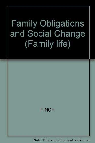 changes in family life