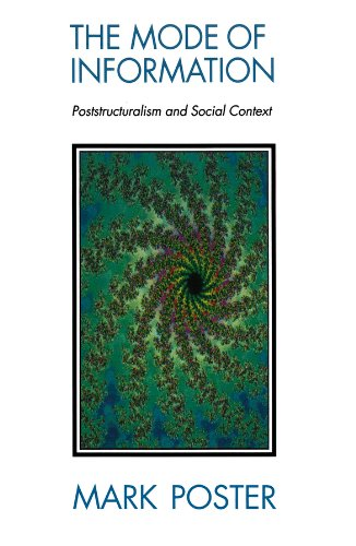 9780745603278: The Mode of Information: Post-structuralism and Social Contexts
