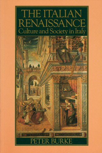 9780745603803: The Italian Renaissance - Culture And Society In Italy