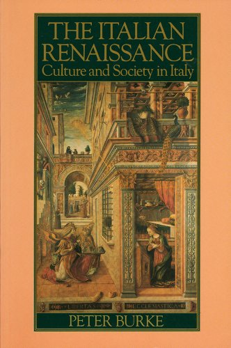 9780745603810: The Italian Renaissance: Culture and Society in Italy