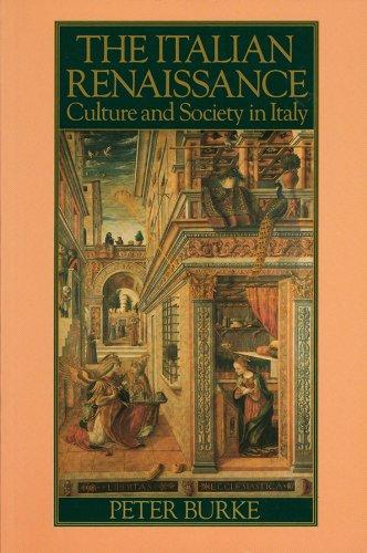 9780745603810: Italian Renaissance: Culture and Society in Italy
