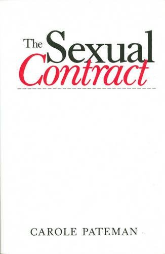 9780745604312: The Sexual Contract