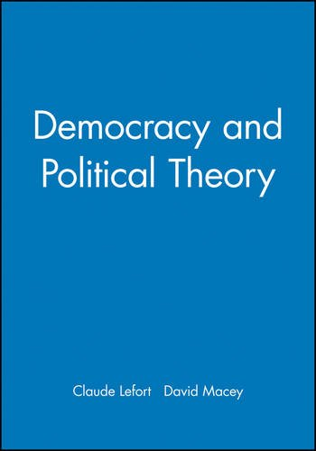 9780745604374: Democracy and Political Theory