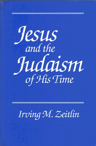 9780745604480: Jesus and the Judaism of His Time