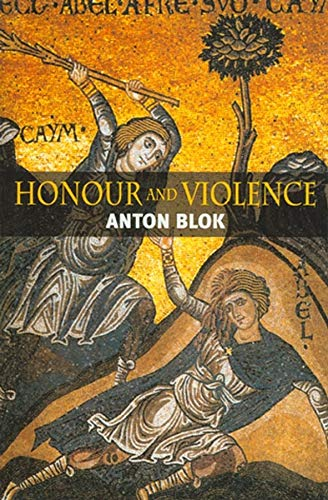 9780745604497: Honour and Violence