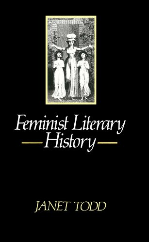 Feminist Literary History. A Defence