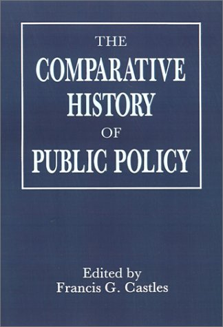 9780745605180: Comparative History of Public Policy