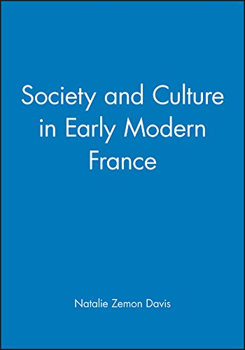 9780745605326: Society and Culture in Early Modern France