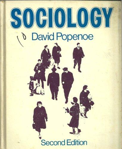 9780745605456: Sociology