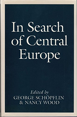 9780745605470: In Search of Central Europe