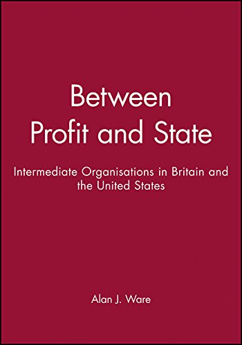 Between Profit and State: Intermediate Organizations in Britain and the United States (Hardback): ...