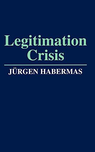 9780745606095: Legitimation Crisis