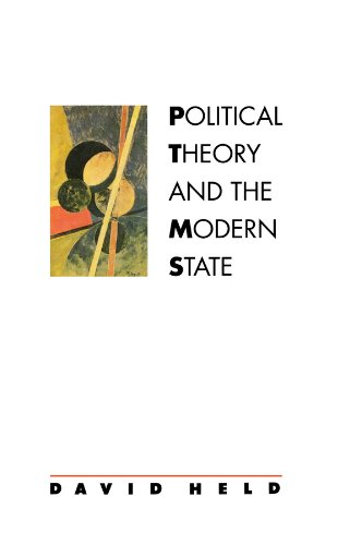 9780745606194: Political Theory and the State: Essays on State Power and Democracy