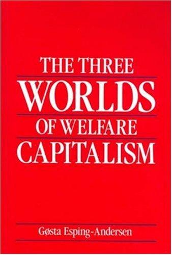 9780745606651: The Three Worlds of Welfare Capitalism