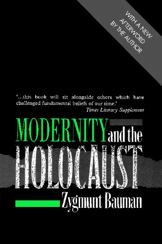 9780745606859: Modernity and the Holocaust