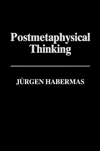 9780745607344: Post-Metaphysical Thinking: Between Metaphysics and the Critique of Reason