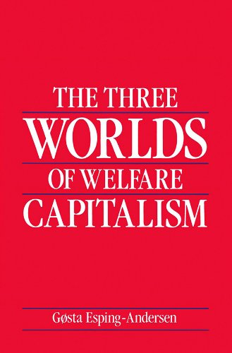 9780745607962: The Three Worlds of Welfare Capitalism