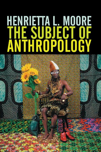 9780745608099: The Subject of Anthropology: Gender, Symbolism and Psychoanalysis
