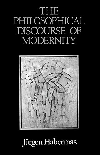 9780745608303: The Philosophical Discourse of Modernity