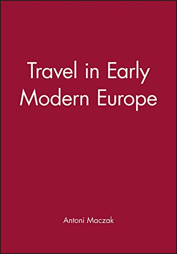 9780745608402: Travel in Early Modern Europe