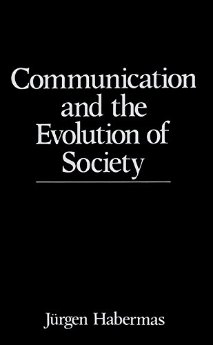 9780745608464: Communication and the Evolution of Society