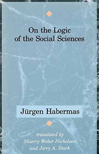 9780745608624: On the Logic of the Social Sciences
