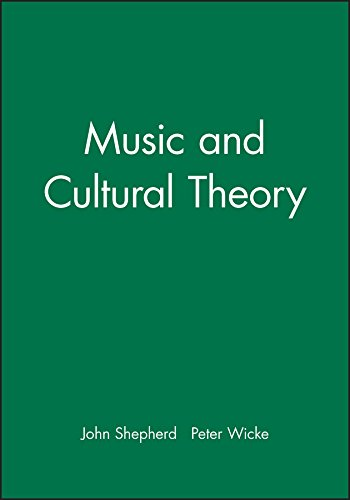 9780745608648: Music and Cultural Theory
