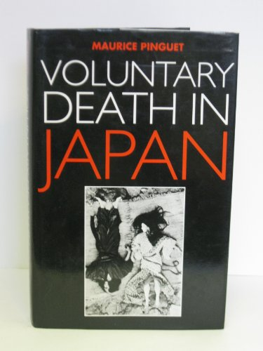 9780745608709: Voluntary Death in Japan