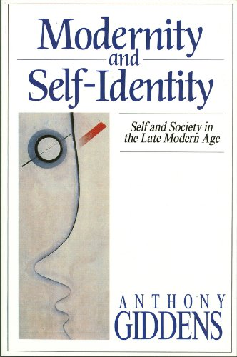 9780745608891: Modernity and Self-identity: Self and Society in the Late Modern Age