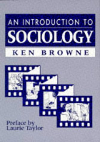 9780745609225: An Introduction to Sociology