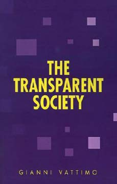 9780745609263: The Transparent Society