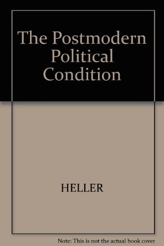 9780745609294: The Postmodern Political Condition