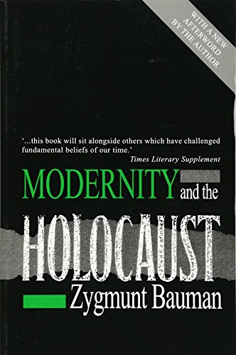 9780745609300: Modernity and the Holocaust